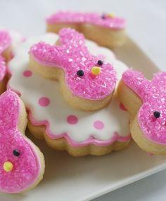 Hornee a 350: ¡Feliz Pascua, conejitos!