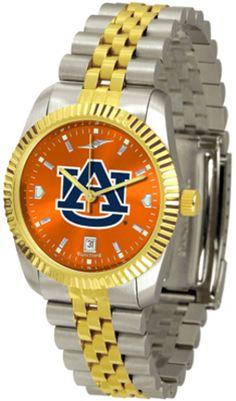 b1980cf84f9e Auburn Tigers Executive AnoChrome Men s Watch Hoodie