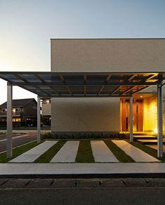 Carport Designs, Garage Design, Patio Design, House Design, Rooftop Terrace Design, Home Goods Decor, Summer Kitchen, Glass House, Backyard Landscaping