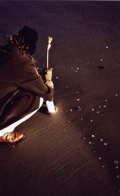 Ensaio fotográfico do álbum Sonho - Bastidores