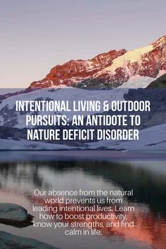 Our absence from the natural world prevents us from leading intentional lives. Learn how to boost productivity, know your strengths, and find calm in life. Sensory Pathways, Fear Of Being Alone, Team Building Exercises, Social Media Updates, Information Overload, Digital Detox, What Book, Inspirational Quotes For Women, Travel Humor