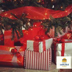 ¡Es hora de poner la decoración navideña! En breve más fotitos y un concurso navideño en el que podréis ganar una estancia para dos...