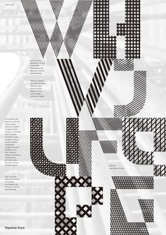 Typo Poster on Pinterest | Typo Design, Product Poster and ...