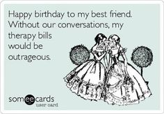 Looking for for ideas for happy birthday wishes?Check out the post right here for unique happy birthday ideas.May the this special day bring you happy memories. Birthday Gif Funny, Happy Birthday Quotes For Friends, Happy Birthday For Him, Best Friends Funny, Birthday Quotes For Him, Happy Birthday Cards, Birthday Greetings, Birthday Funnies, Free Birthday