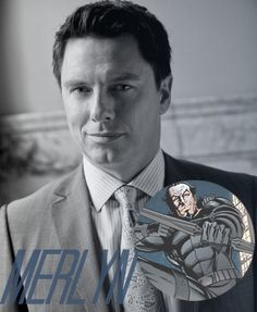 DC Television Universe: Merlyn
