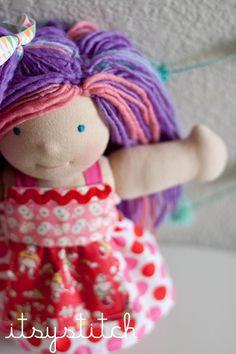 Waldorf Doll!!