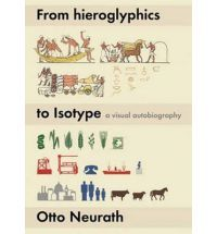 From hieroglyphics to Isotype: a visual autobiography Otto Neurath / edited by Matthew Eve & Christopher Burke Type Design, Book Design, Graphic Design, Mathematical Logic, Pictogram, Book Publishing, Fathers Day Gifts, Nonfiction, Writing