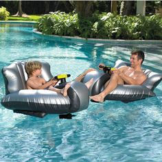 bumper cars for the pool!!!