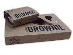 Resultado de imagem para embalagem brownie