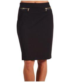 Calvin Klein Skirt Black – 6pm – $40