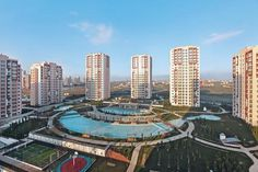 Attractive Family Apartments to Buy in Istanbul Bahcesehir