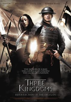 Maggie Q and Andy Lau in Three Kingdoms: Resurrection of the Dragon Anytime a film is set during the Three Kingdoms period. that's an immediate buy for me. Andy Lau, Action Movie Poster, Action Movies, Movie Posters, Dragon Movies, The Warlord, Martial Arts Movies, Dynasty Warriors, Chinese Movies