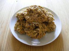 Yummy Oatmeal Porridge Cookies