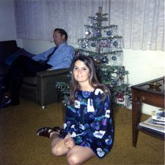 Christmas, 1969