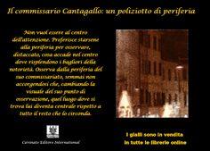 Fabio Marazzoli: Un poliziotto di periferia: il commissario CANTAGA...