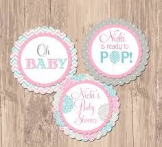 Image result for baby shower cupcake toppers