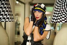 Marsili on Namelesss fashion blog: desideri questo bellissimo foulard? Lo trovi qui! >> http://www.marsilistore.it/foulard-con-stampa-donne.html  Vedi gli altri prodotti! >> http://www.namelessfashionblog.com/2015/04/marsili-corso-matteotti-dsquared-vicmatie-patriziapepe.html#more #newcollection #springsummer #shoponline