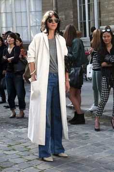 Street Style: How To Style A Maxi Jacket For Spring