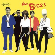 The B-52's - Play loud [1979]
