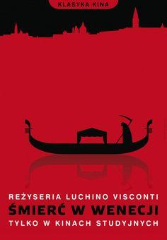 Death in Venice, Polish Movie Poster