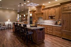 Kelly - traditional - kitchen - portland - Kaufman Homes, Inc.
