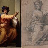 Fra Bartolommeo, De profeet Jesaja, Museum Boijmans Van Beuningen (collectie Koenigs)
