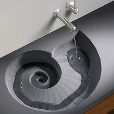 Creative Kitchen Sink: more at Creativehatt.com