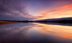 https://flic.kr/p/EktSYe | Lonely Thoughts | The Lake of Menteith, Scotland, at…