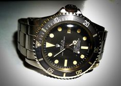 1979 1665 Rolex Sea Dweller. The ultimate utility watch that gets better and better as the decades go by.
