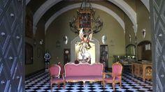 Castillo Santa Cecilia, Guanajuato, Gto.