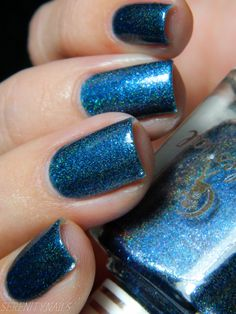 Celestial Cosmetics Lust 2016 Color4Nails Exclusive Collection