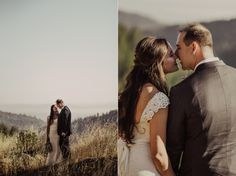 Santa Cruz Redwoods Wedding - Pema Osel Ling - Amphitheater of the Redwoods - elopement photography - destination weddings in Northern California - The Rowlands Photography and Filmmaking