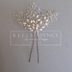 Kelly Spence Bethany Hairpin