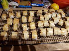 1/2 Syn sausage rolls