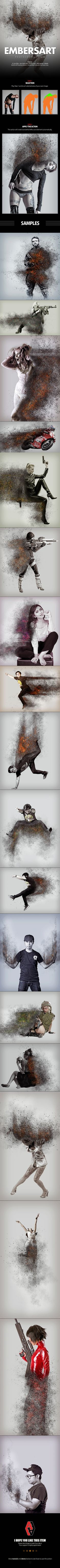 Embersart Photoshop Action - Photo Effects Actions Download here: https://graphicriver.net/item/embersart-photoshop-action/20031523?ref=classicdesignp