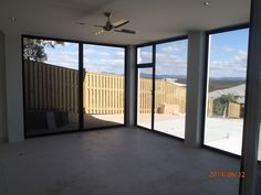 SecureView Stainless Steel Screen Enclosure - recently installed by Scorpio Screens & Blinds Pty Ltd