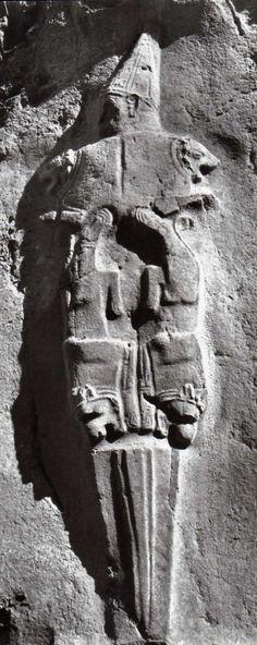Hittite, sword-god, Hattuşa, 1250-1220 BC
