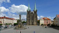 Chrudim je historickým městem! | Rádio Pohoda Czech Republic, Prague, Barcelona Cathedral, Beautiful Places, Building, Travel, Viajes, Buildings, Destinations