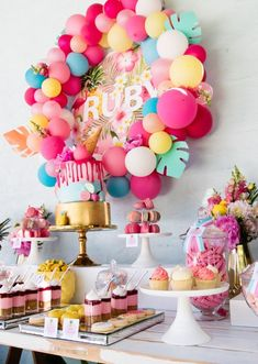 Our Confetti Fair Mini Mag features parties, inspiration and 2017 trend alerts! Check out our really exciting announcements! Festa Party, Diy Party, Party Favors, Party Ideas, Dessert Party, Happy Birthday, Birthday Parties, Colorful Birthday Party, Kid Parties