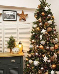tendencias-navidad-2018 (10) | Decoracion de interiores -interiorismo - Decoración - Decora tu casa Facil y Rapido, como un experto