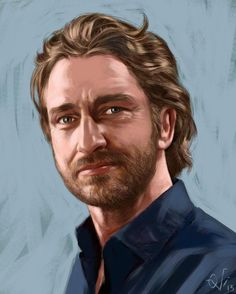 Twitter / quetzalcuatl: Gerard Butler This one's for you Gerard. I hope you like it. U're the best!.
