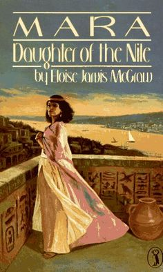 One of my favorite YA books in all categories--definitely my favorite historical fiction about Ancient Egypt: Mara, Daughter of the Nile, by Eloise Jarvis McGraw.(my kids loved loved loved it, too) Life In Ancient Egypt, Ancient History, Ancient Greece, Great Books, My Books, Thing 1, History Books, Historical Fiction, Book Lists