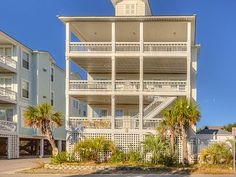 Townhome vacation rental in Carolina Beach, NC, USA from VRBO.com! #vacation #rental #travel #vrbo