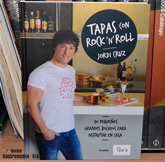 Tapas con Rock 'n' Roll de Jordi Cruz