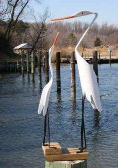 PVC Shore Birds