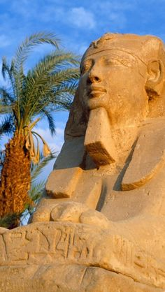 Avenue of Sphinxes, Karnak, Egypt