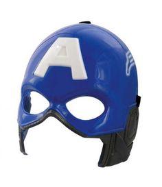 Μάσκα Captain Hero America από thermoplastic resin