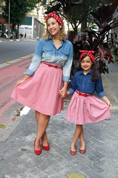 Mini Me / Pin up / Kids