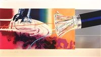 Horse Blinders (East) by James Rosenquist