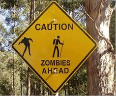 #Zombie Survival Hike with TPWD? Be prepared, right? #Travel #TexasToDo